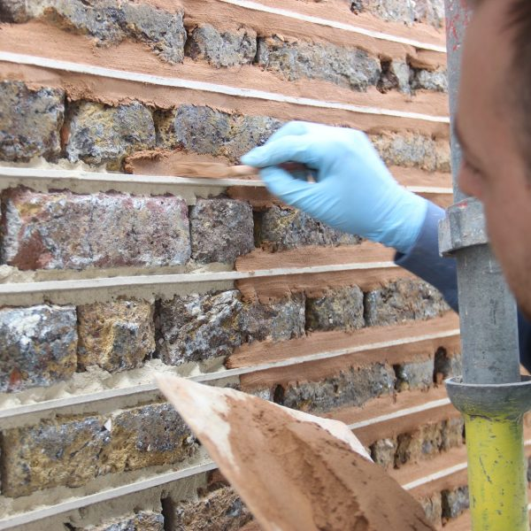 Wigging Repointing